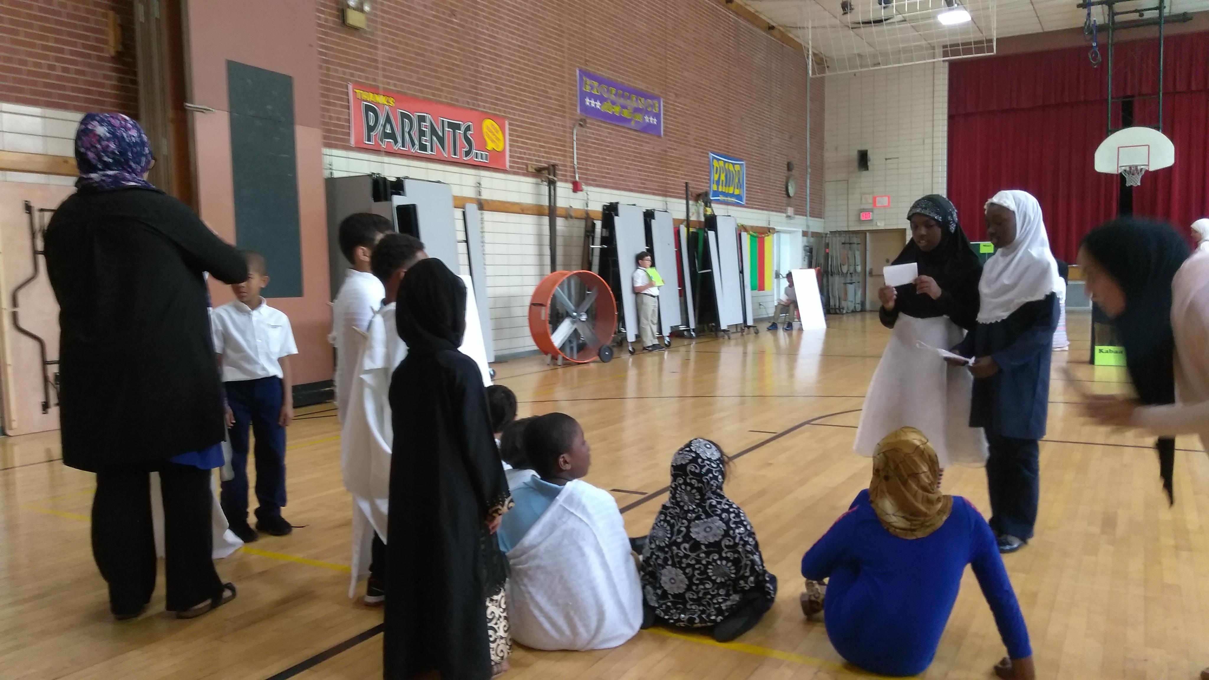 Hajj Simulation - Universal Muslim Academy